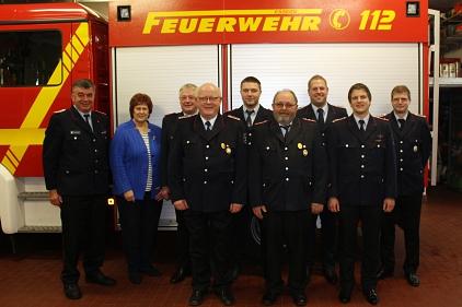 Bild: JHV FFE 2©Freiwillige Feuerwehr Essern