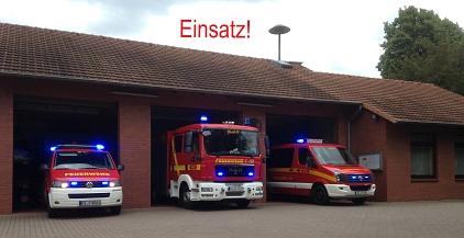 Einsatz!©Freiwillige Feuerwehr Essern
