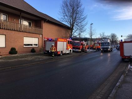 Einsatz 31.01.2019 Zimmerbrand©Freiwillige Feuerwehr Essern