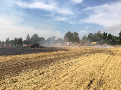 Einsatz_Flächenbrand_26.07.2019_002©Freiwillige Feuerwehr Essern