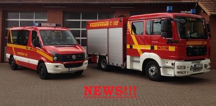 News der FFE©Freiwillige Feuerwehr Essern