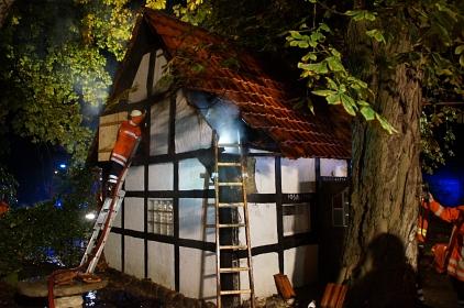 Ofenbrand 1©Freiwillige Feuerwehr Essern