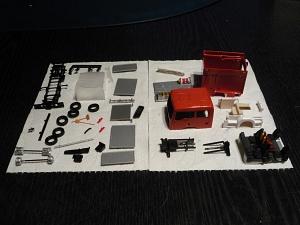 TSF-W im Bau Bauteile